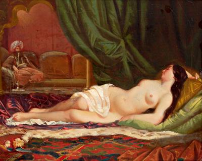 Odalisque - 1840