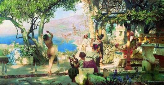 Dance Amongst Daggers - 1881